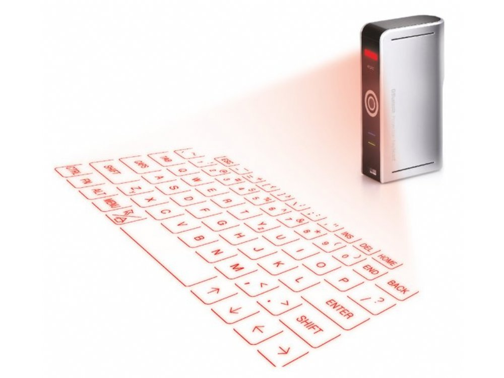 Epic Bluetooth Laser Projection Keyboard