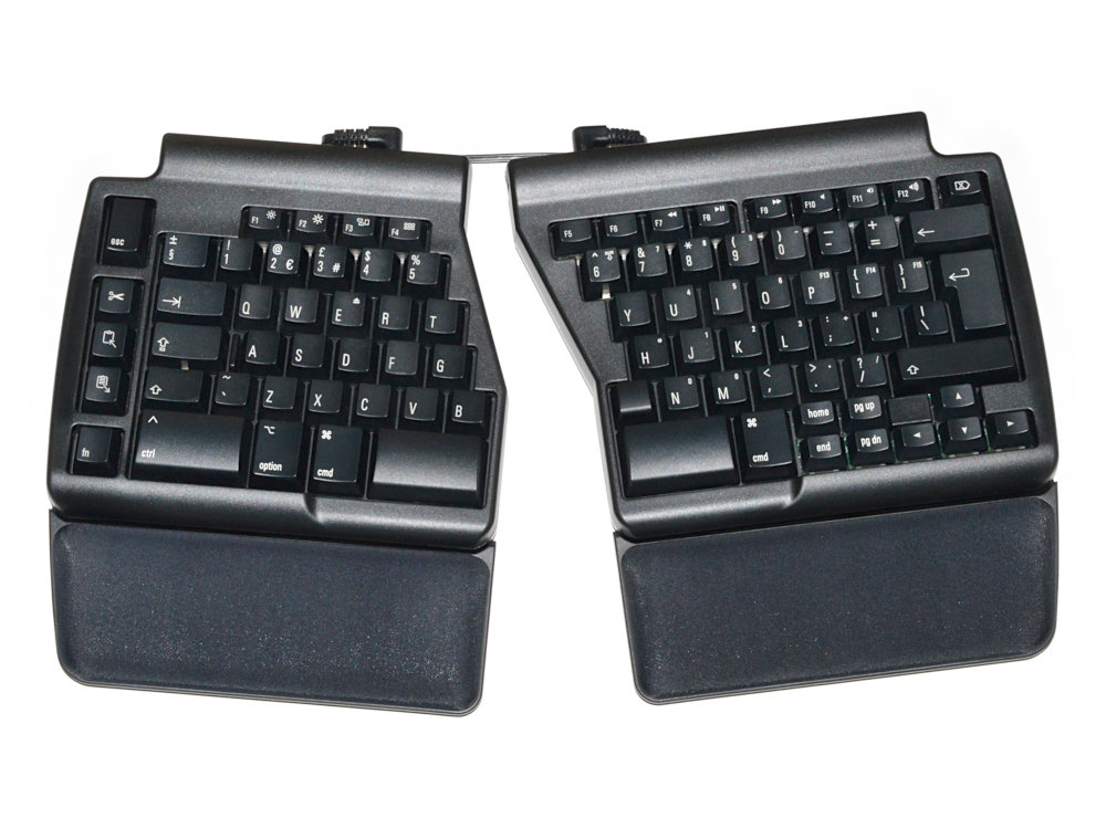 UK ergo pro programmable Ergonomic Mac Keyboard