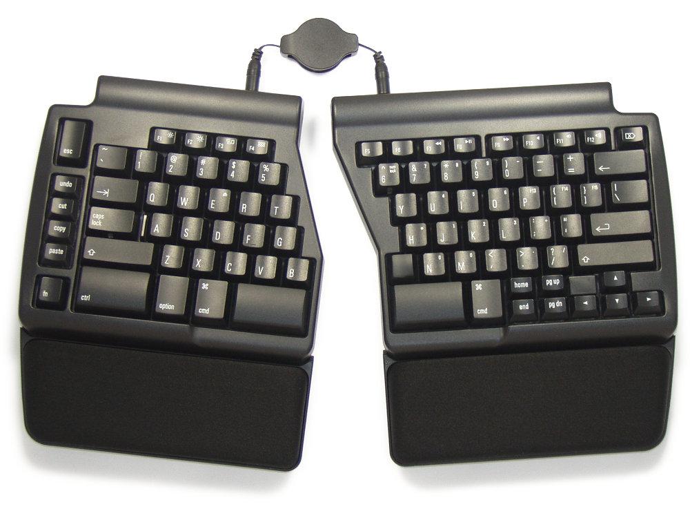 USA ergo pro programmable Ergonomic Mac Keyboard