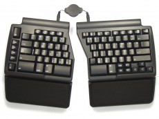 USA ergo pro programmable Ergonomic Mac Keyboard