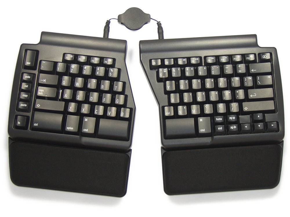 USA Ergo Pro Low Force Mac Ergonomic Keyboard