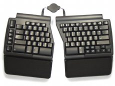 USA Ergo Pro Quiet Mac Ergonomic Keyboard