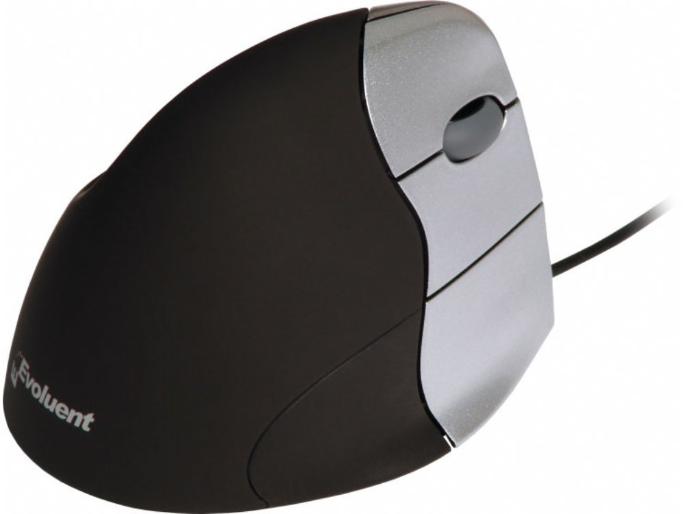 Evoluent VerticalMouse 3, Right Handed, Optical, USB