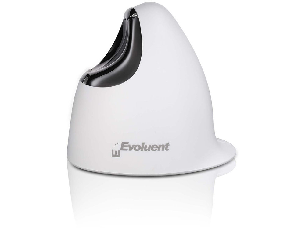Evoluent Vertical Mouse Bluetooth Right Handed White