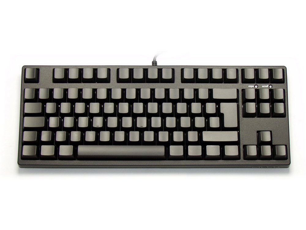 Blank Filco Majestouch-2, Tenkeyless, MX Blue Click, Keyboard