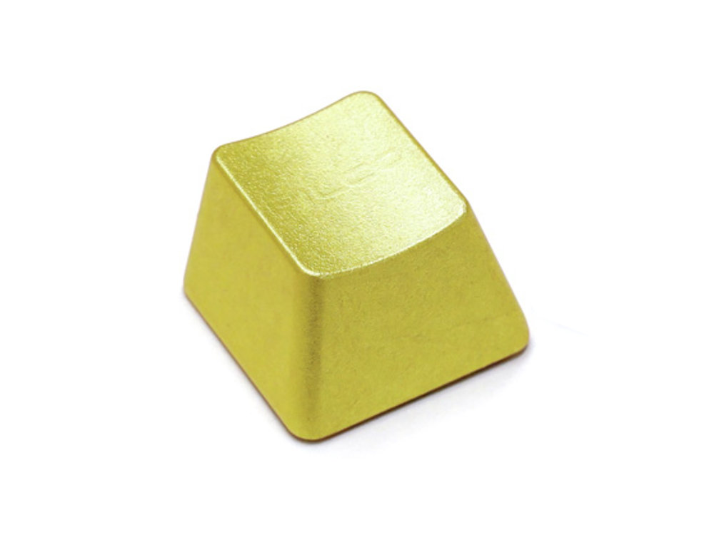 Filco Gold Leaf Hand Guilded Keycap, picture 1