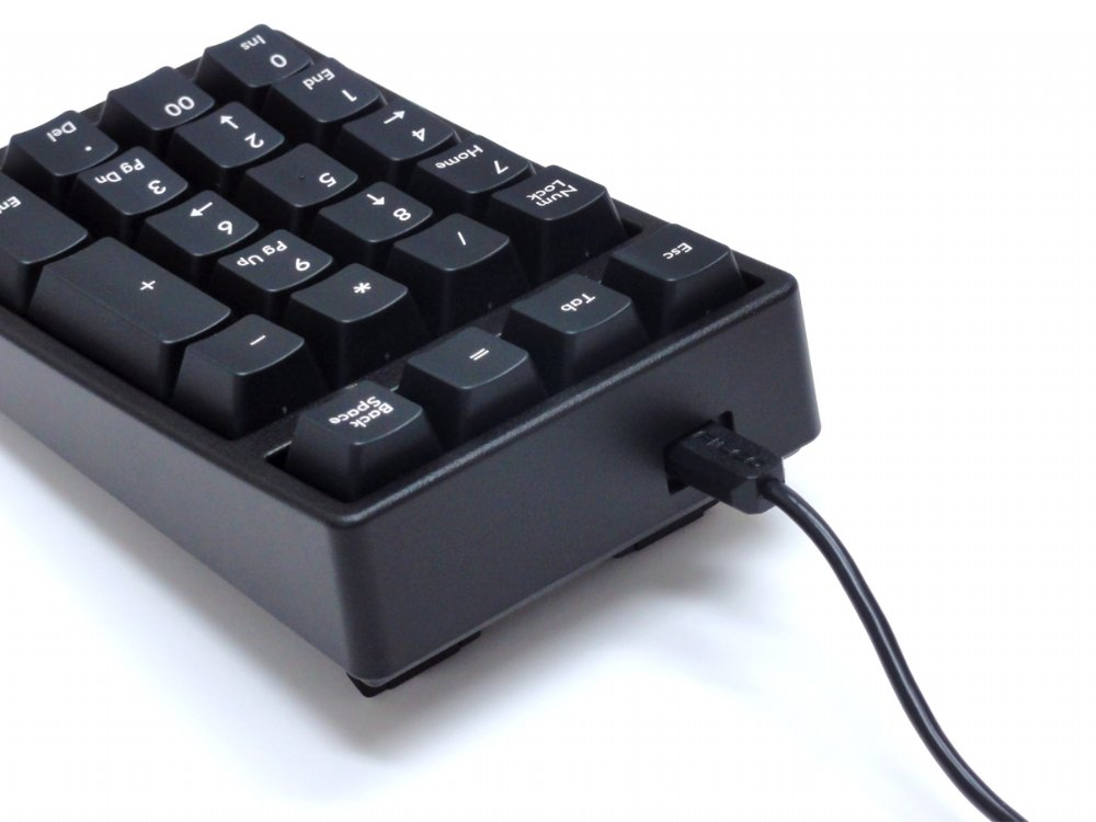 Filco Majestouch TenKeyPad 2 Professional MX Brown Tactile Numberpad Black