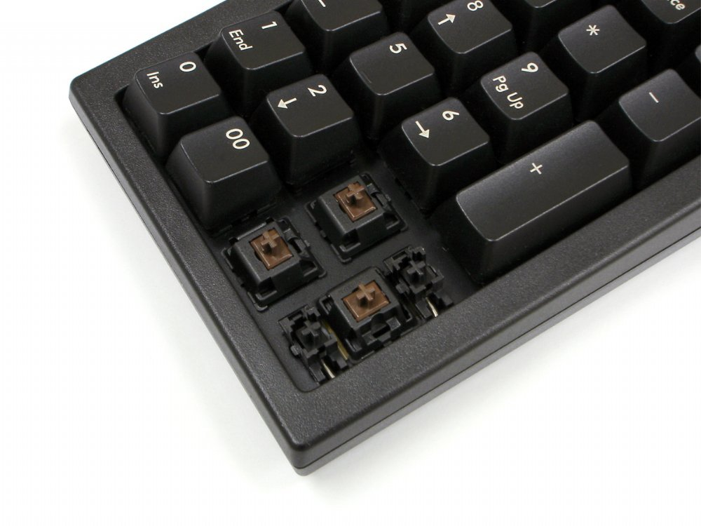 Filco Majestouch, TenKeyPad, MX Brown Tactile Numberpad