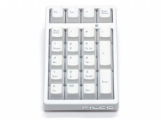 Filco Majestouch TenKeyPad 2 Professional Silent Soft Linear Action Numberpad Matte White