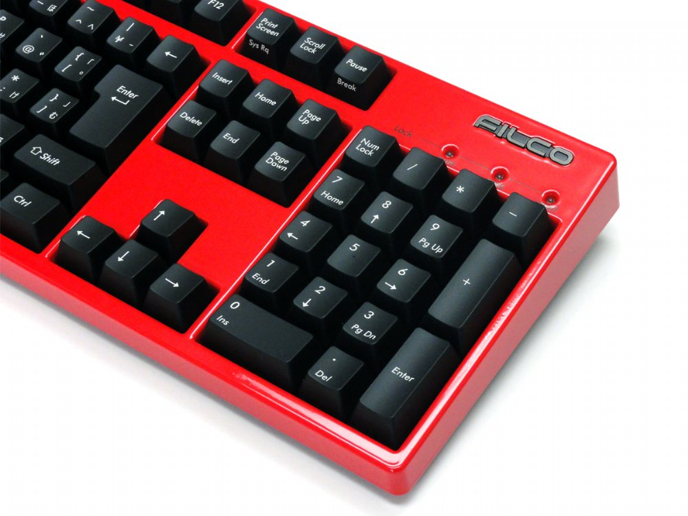 Filco KOBO Italian Red Full Size Cover/Fascia