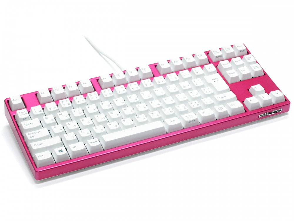 Filco KOBO Candy Cherry TenKeyless Cover/Fascia