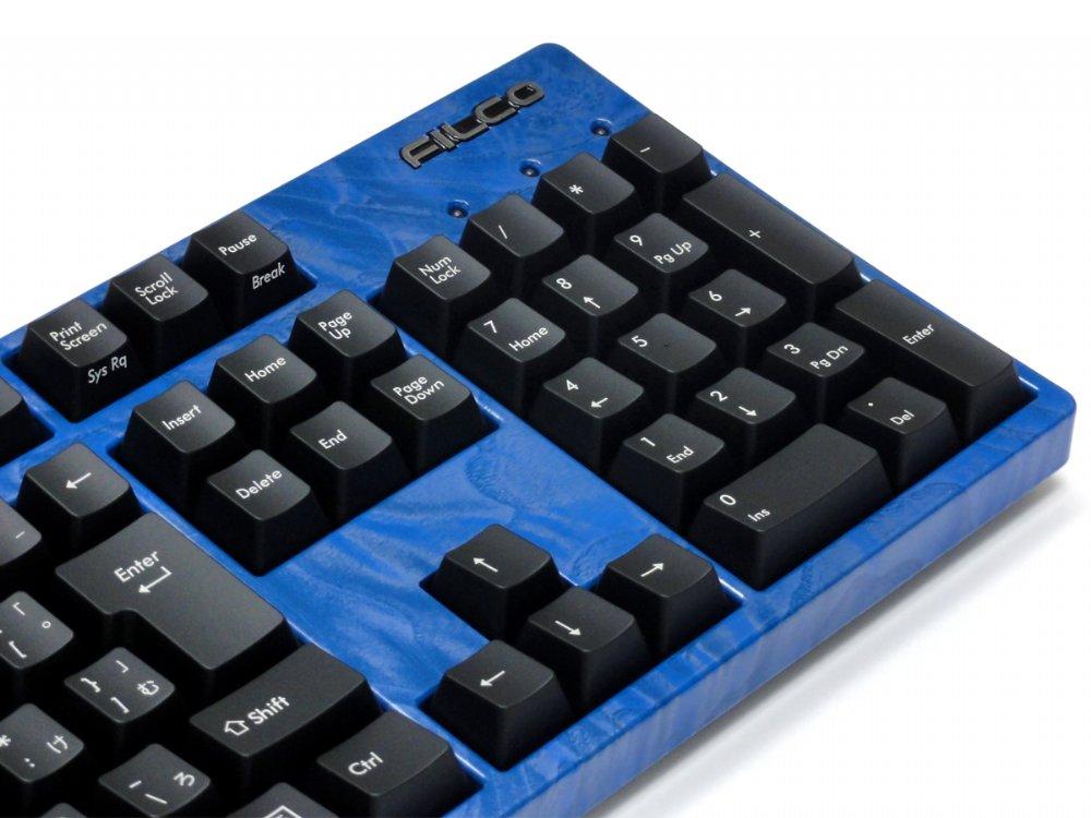 Filco KOBO Light Blue Wood Full Size Cover/Fascia