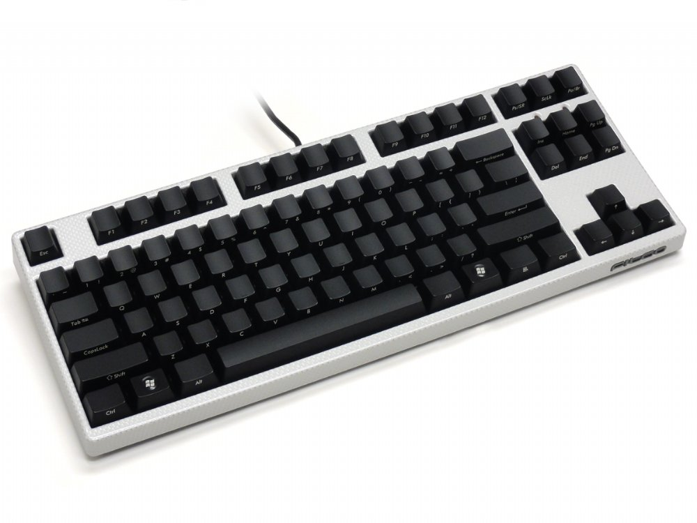 Filco KOBO White Carbon TenKeyless Cover/Fascia, picture 1