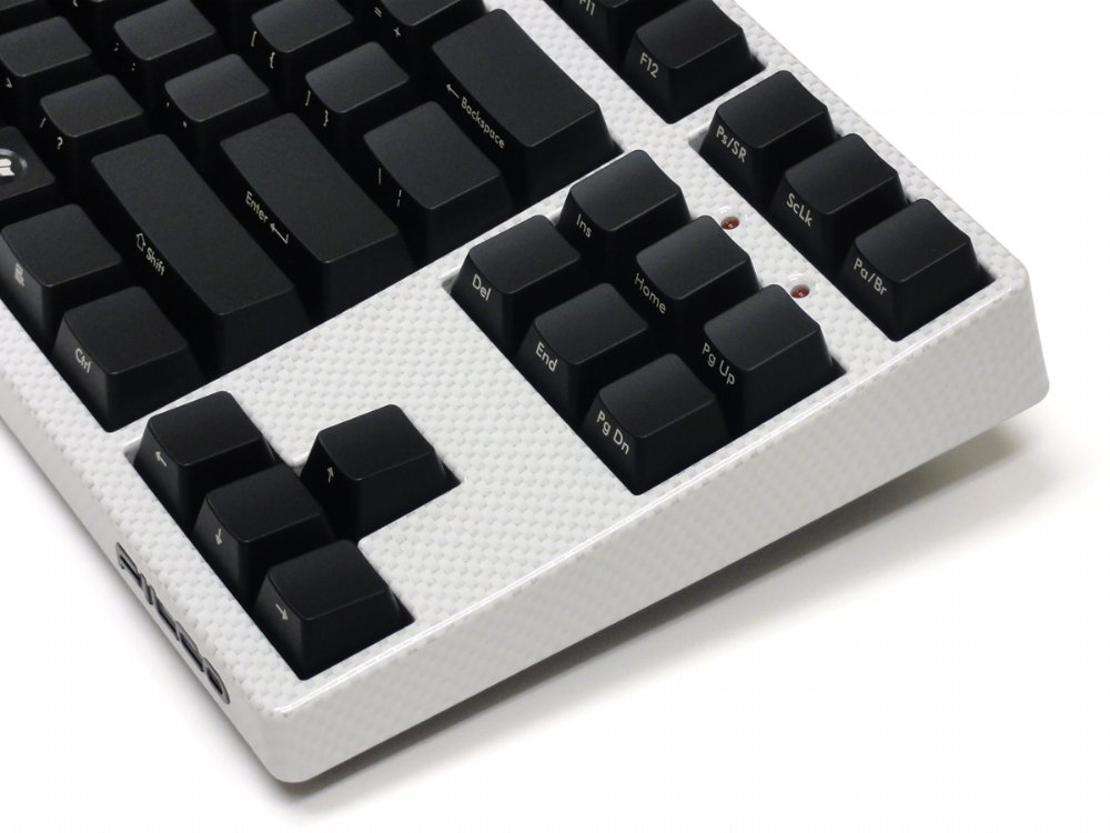 Filco KOBO White Carbon TenKeyless Cover/Fascia, picture 7