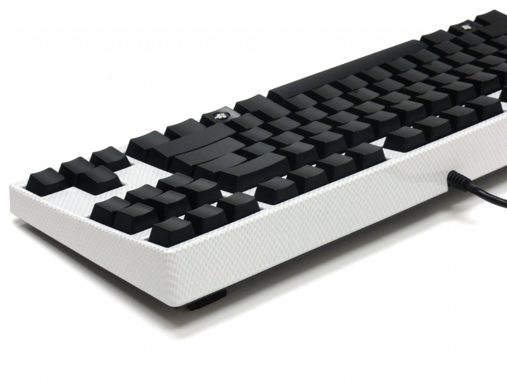 Filco KOBO White Carbon TenKeyless Cover/Fascia, picture 8