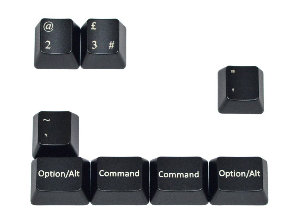 Filco Mac UK Part Keyset