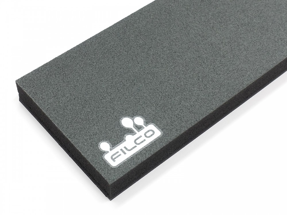 Filco Macaron Wrist Rest Ash 12mm Medium