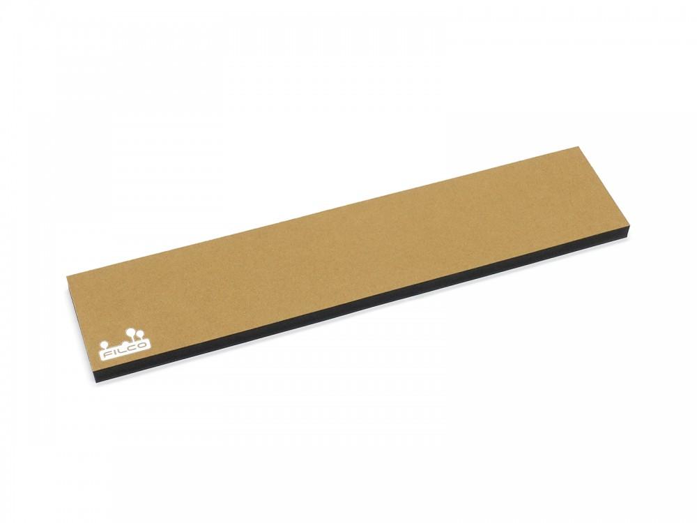Filco Macaron Wrist Rest Cinnamon 12mm Medium