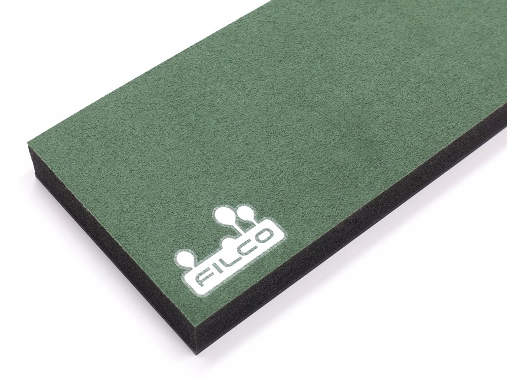 Filco Macaron Wrist Rest Forest 12mm Large
