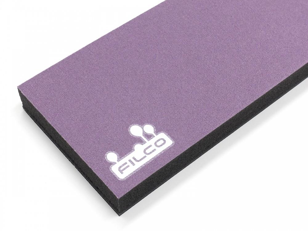 Filco Macaron Wrist Rest Lavender 12mm Large