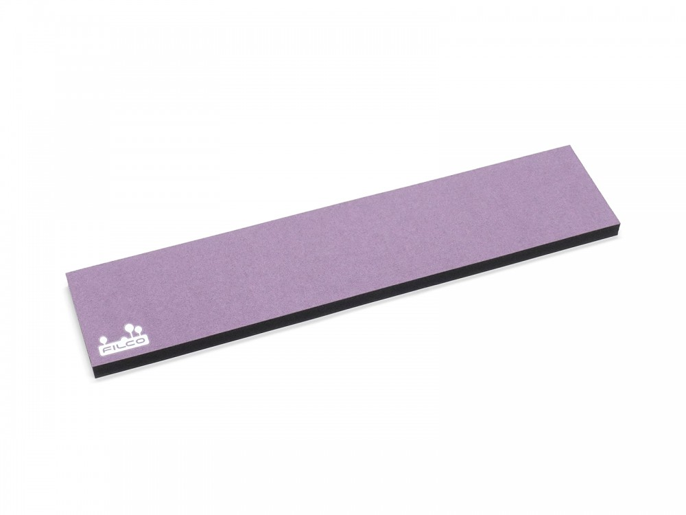 Filco Macaron Wrist Rest Lavender 12mm Medium, picture 1