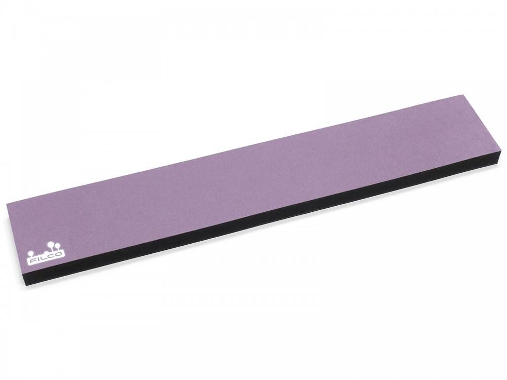 Filco Macaron Wrist Rest Lavender 17mm Large