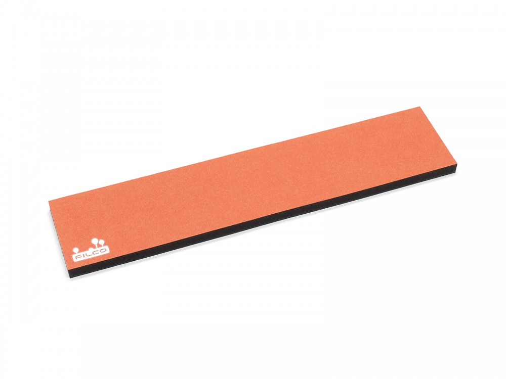 Filco Macaron Wrist Rest Papaya 12mm Medium