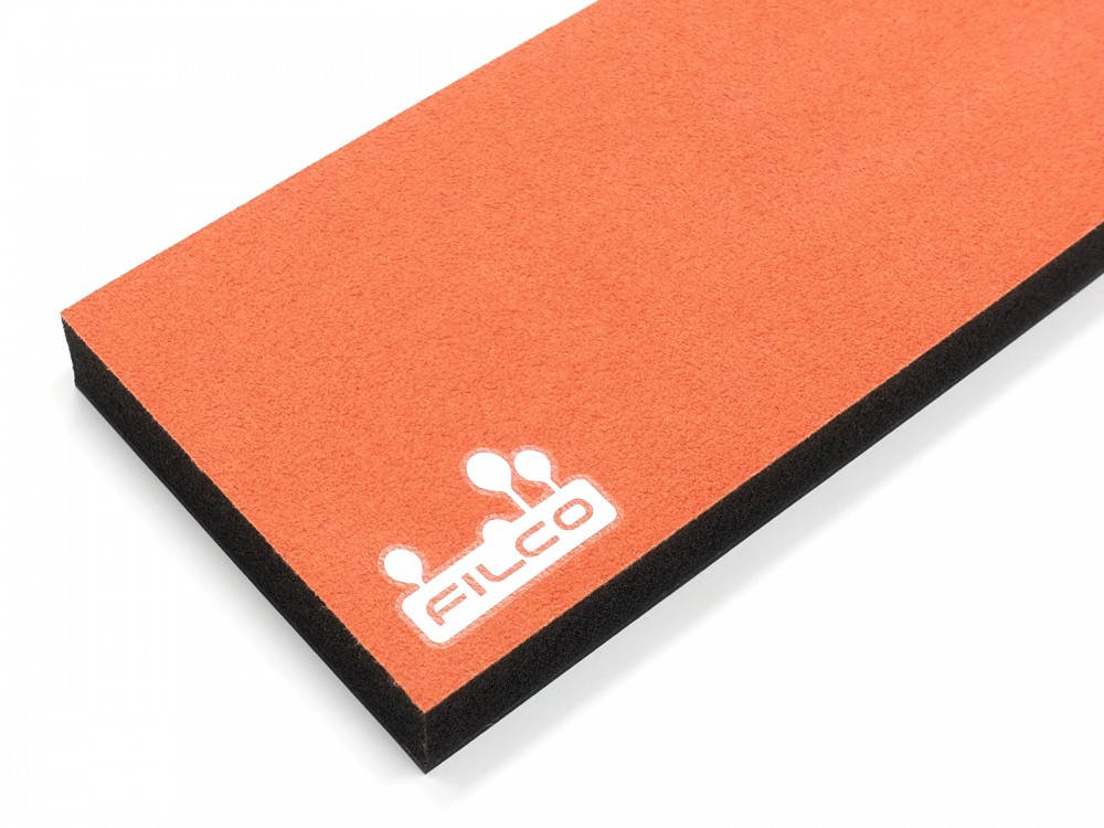 Filco Macaron Wrist Rest Papaya 12mm Medium, picture 2