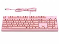 Filco Majestouch 2 Pink MX Brown Tactile USA Keyboard