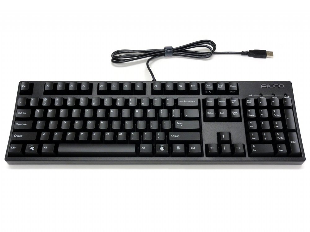 Filco Majestouch-2, NKR, Tactile Action, USA Keyboard, picture 4