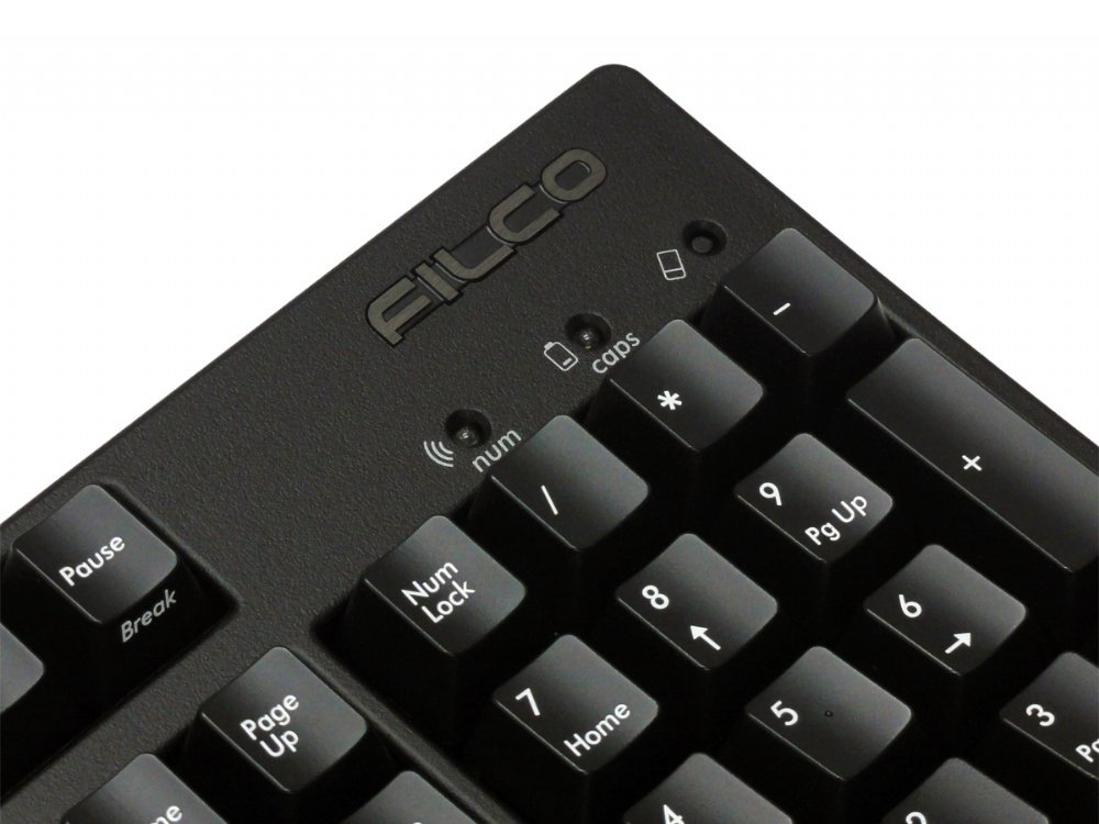 Filco Convertible 2 MX Blue Click USA ASCII Keyboard