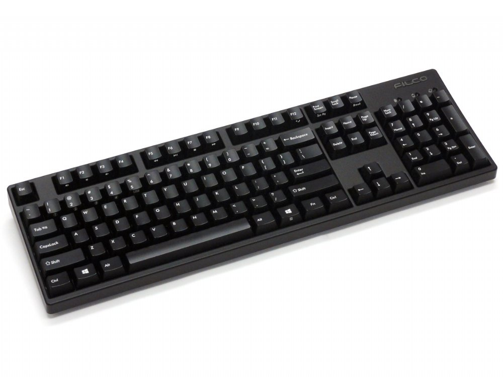 Filco Convertible 2 Tactile Action USA ASCII Keyboard, picture 10