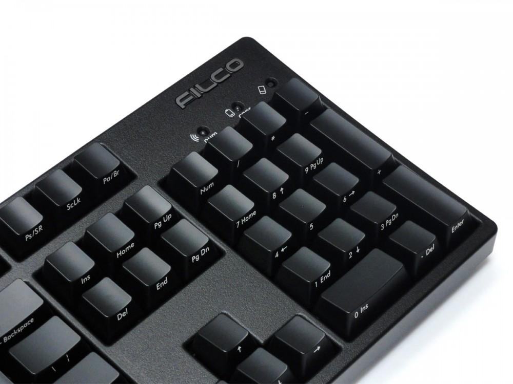 Filco Convertible 2 Ninja MX Red Soft Linear USA ASCII Keyboard