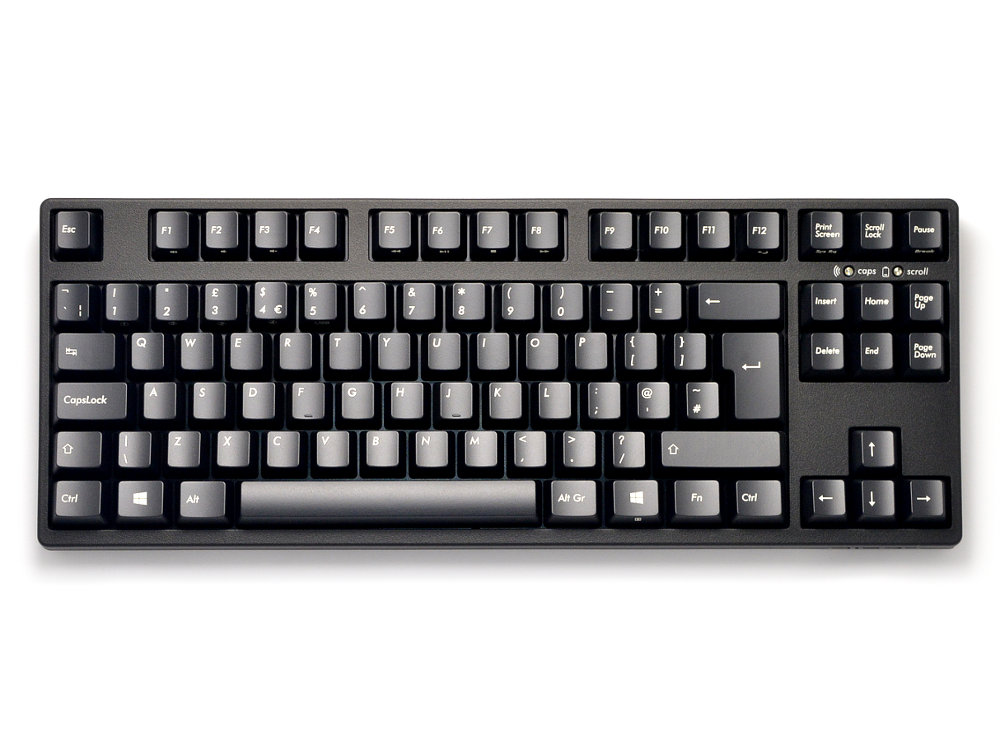 Filco Convertible 2 Tenkeyless Tactile Action UK ISO Keyboard