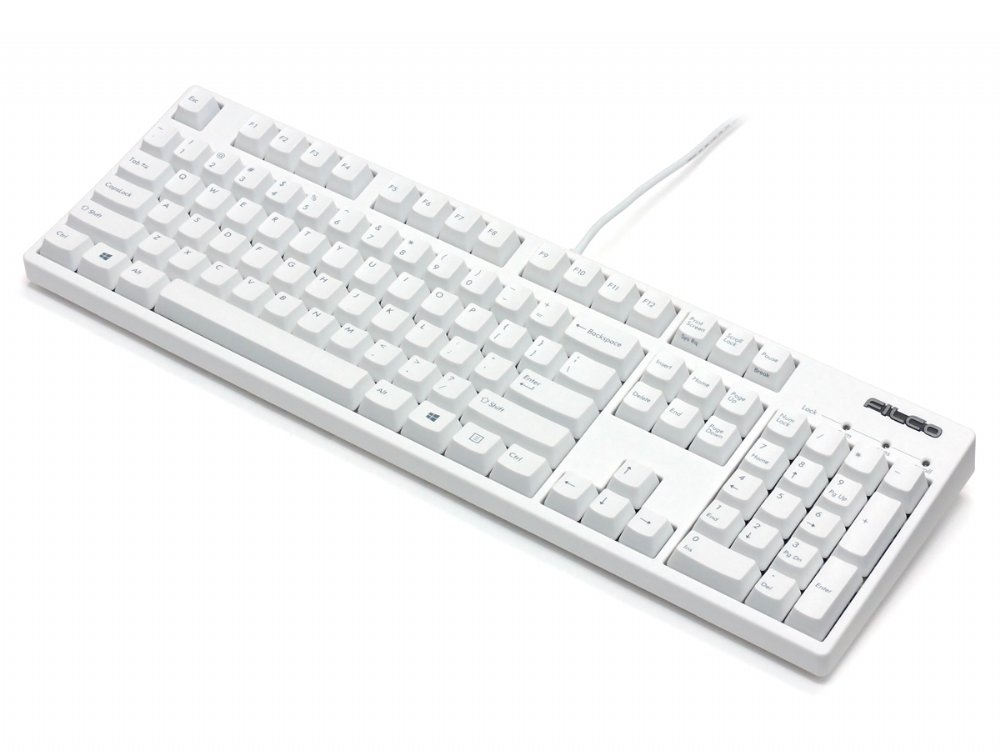 Filco Majestouch 2 HAKUA, NKR, Silent Soft Linear Action, USA Keyboard, picture 5
