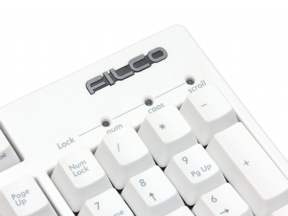 Filco Majestouch 2 HAKUA, NKR, Click Action, USA Keyboard