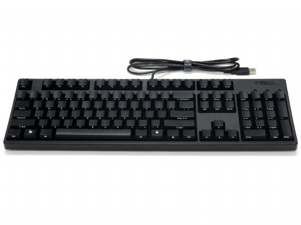 USA Filco Ninja Majestouch-2, NKR, Linear Action, Keyboard