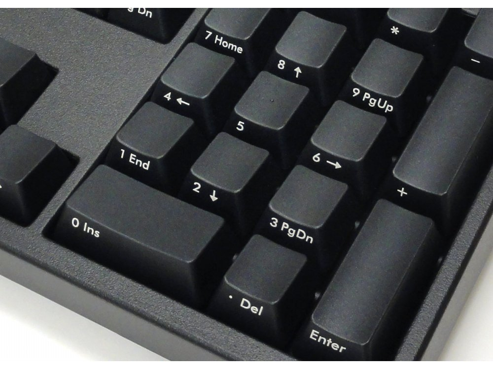 Swedish/Finnish Filco Ninja Majestouch-2, NKR, Tactile Action, Keyboard