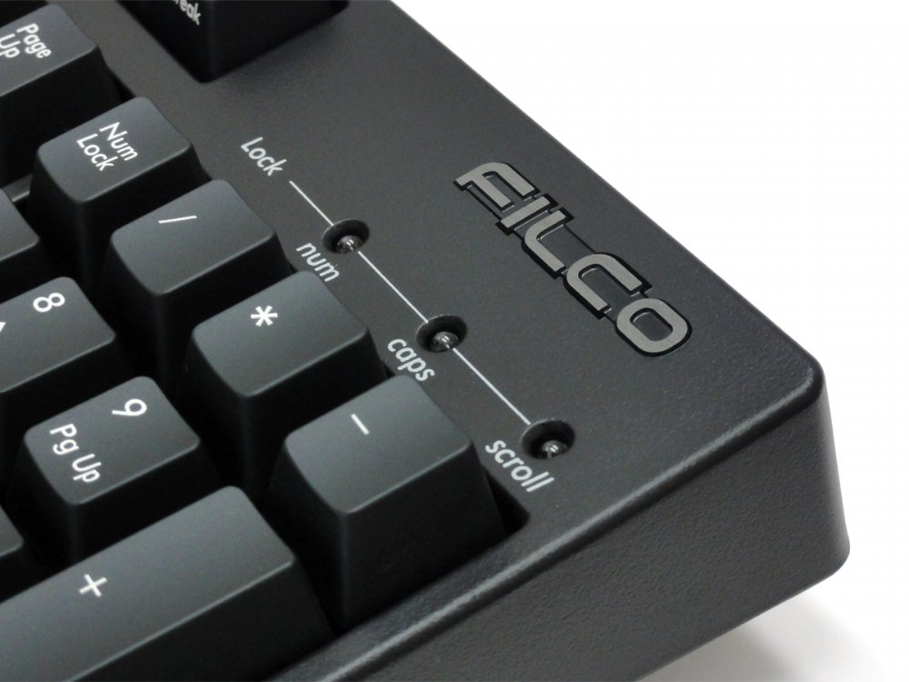 Filco Majestouch 2 S, MX Silent Red Soft Linear, USA Keyboard