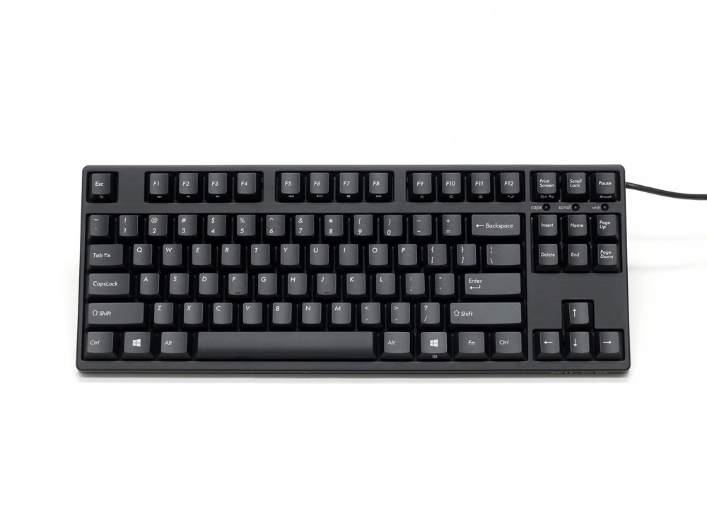 Filco Majestouch STINGRAY Tenkeyless MX Low Profile Red Linear USA Keyboard, picture 1