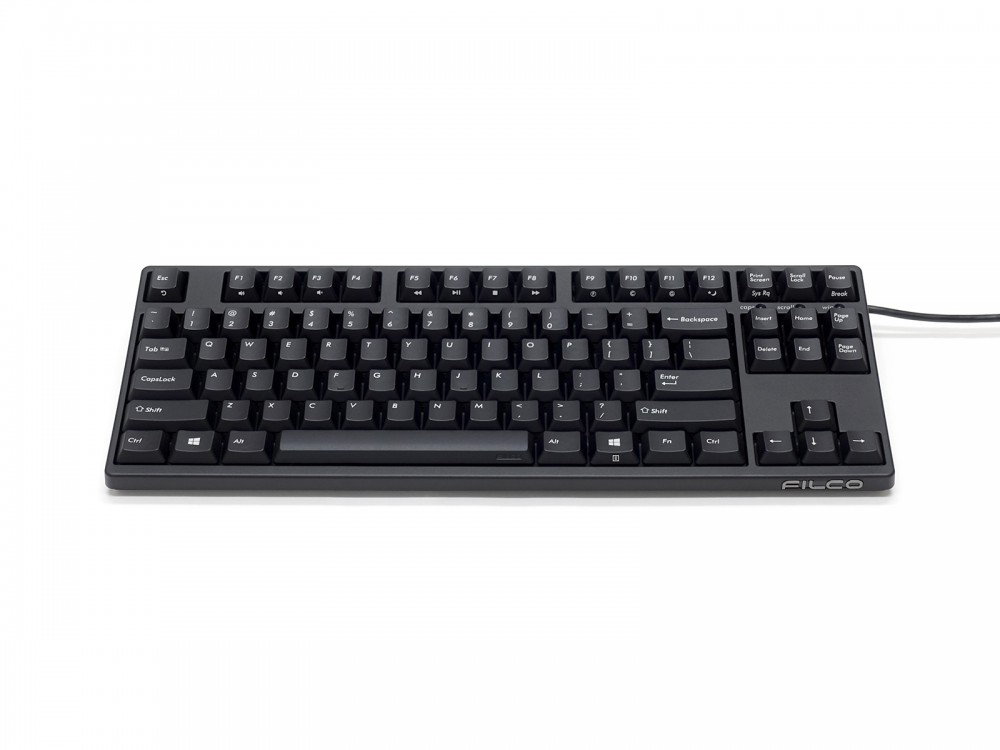Filco Majestouch STINGRAY Tenkeyless MX Low Profile Red Linear USA Keyboard, picture 2