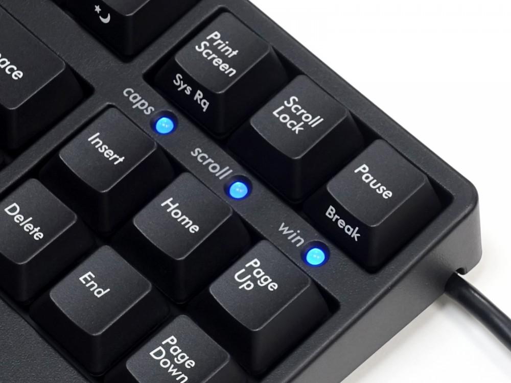 Filco Majestouch STINGRAY Tenkeyless MX Low Profile Red Linear USA Keyboard