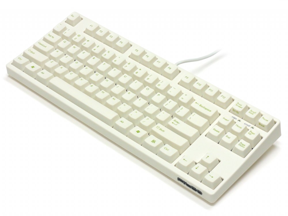 Filco Majestouch-2, Tenkeyless, MX Brown Tactile, USA, Cream Keyboard