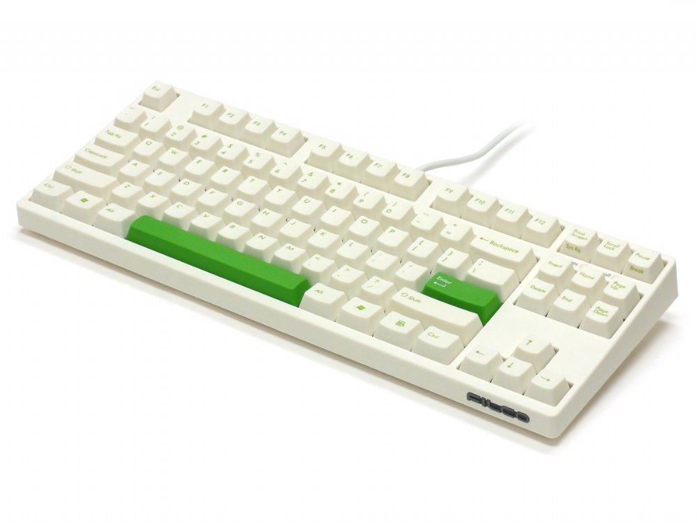 Filco Majestouch-2, Tenkeyless, NKR, Tactile Action, USA, Cream Keyboard
