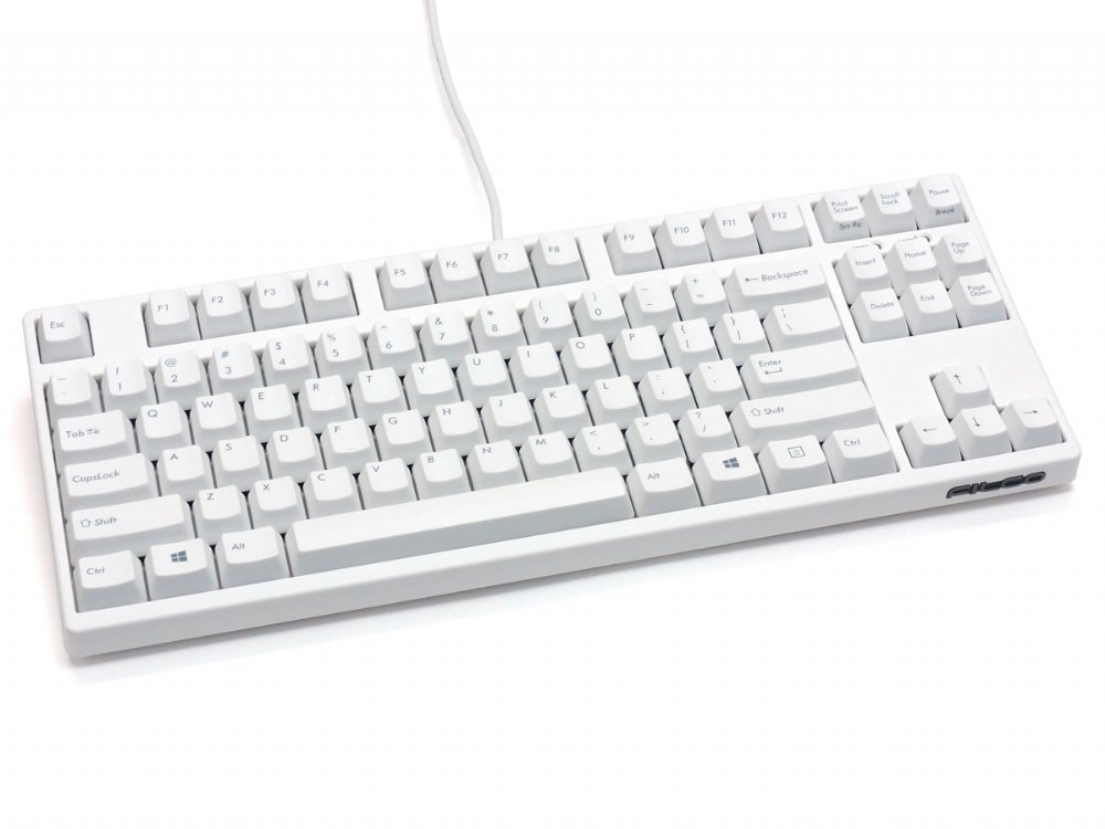 Filco Majestouch 2 HAKUA Tenkeyless, MX Silent Red Soft Linear, USA Keyboard, picture 4