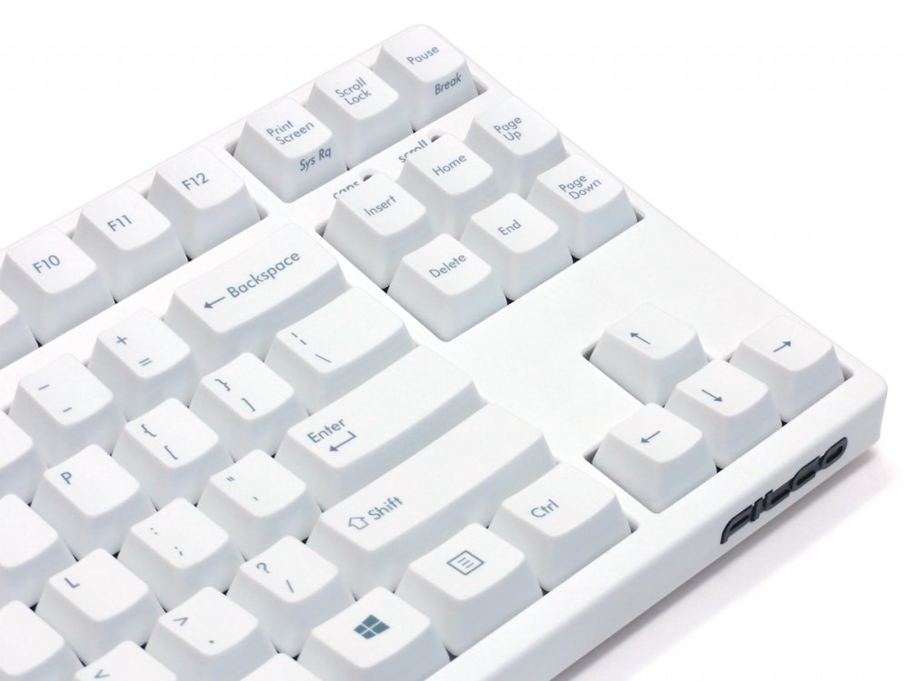 Filco Majestouch 2 HAKUA Tenkeyless, MX Silent Red Soft Linear, USA Keyboard
