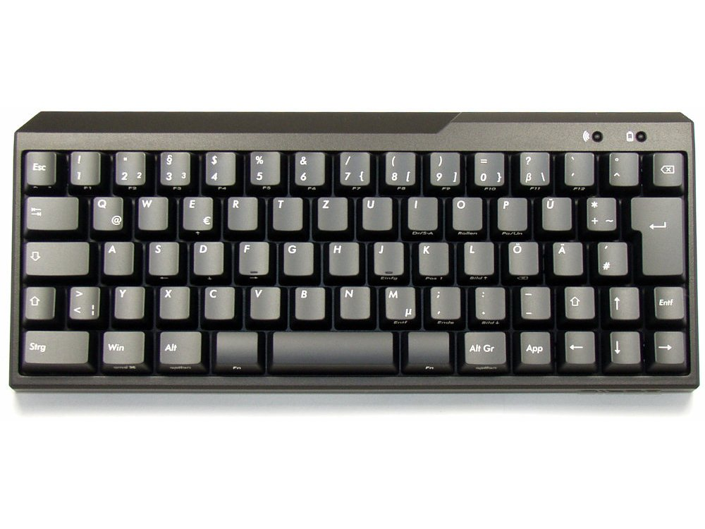 German Majestouch MINILA Air 68 Key Click Action Bluetooth Keyboard