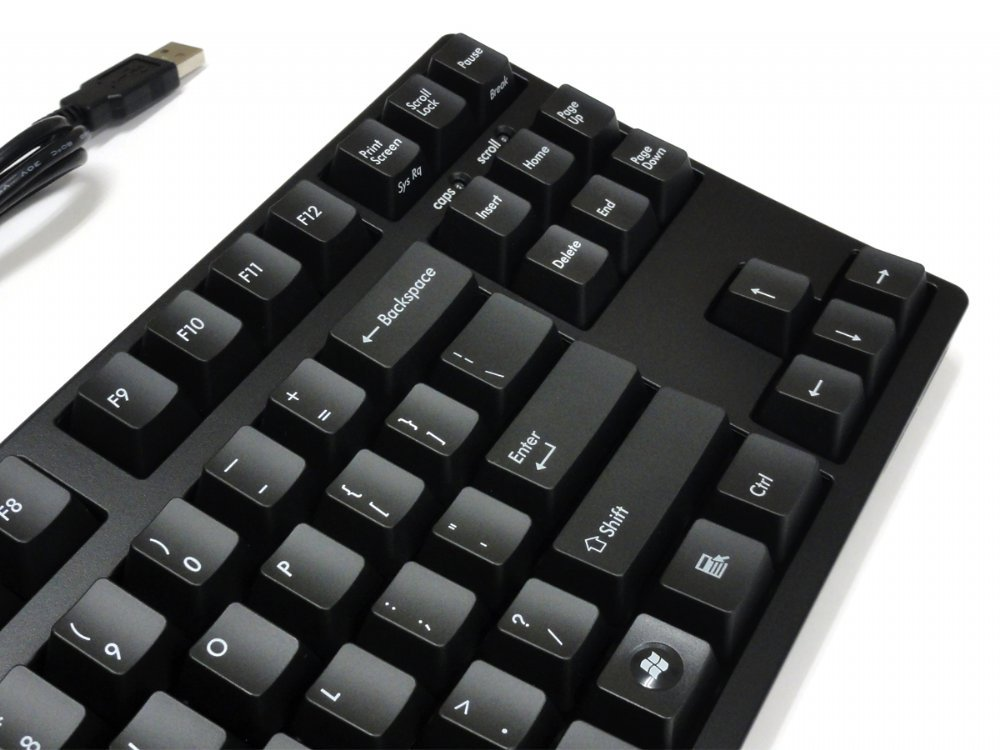 Filco Majestouch-2, Tenkeyless, NKR, Linear Action, USA Keyboard