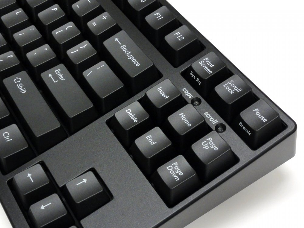Filco Majestouch-2, Tenkeyless, MX Blue Click, USA Keyboard