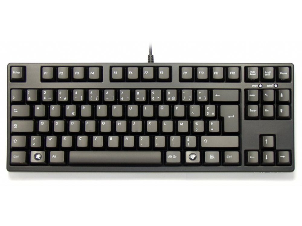 French Filco Majestouch-2, Tenkeyless, MX Brown Tactile, Keyboard